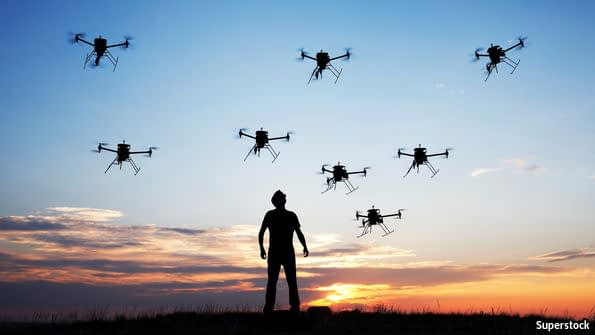 Why Engage a Licensed Drone Operator?