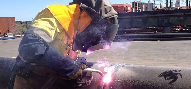 Welding fume: how bad is it?